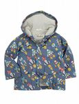 Hatley Retro Rockets Raincoat RC6ETPH338 Available Sizes  2/3/4/5/6 Years Autumn/Winter